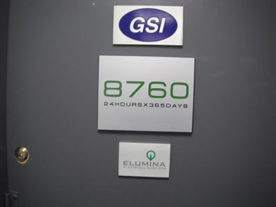 Office & Suite Signs